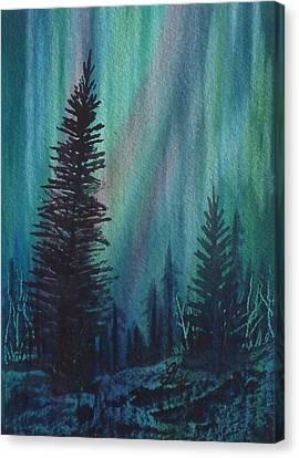 Spirits Rising Canvas Print