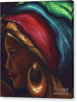 Spiritual Riches And Profound Feeling Canvas Print