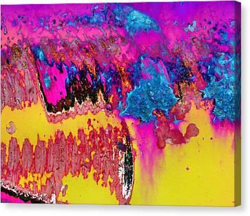 Splash 3 Canvas Print by Tom Druin