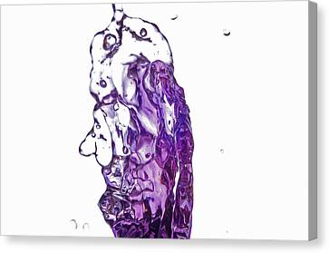 Splash 7 Canvas Print