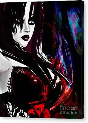 Canvas Print - Splinter by Ashantaey Sunny-Fay