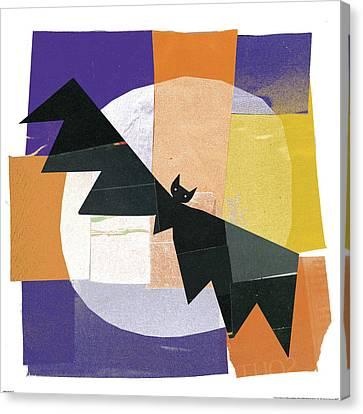 Spooks Iv Canvas Print by Michael Mullan