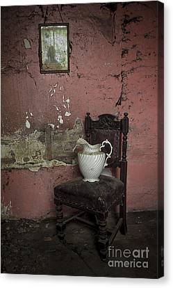 Spooky Room Canvas Print by Svetlana Sewell