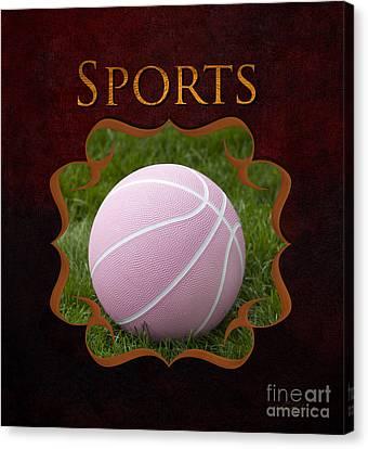 Sports Gallery Canvas Print