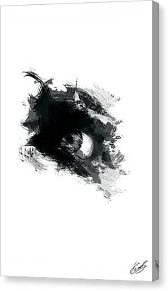 Spotted Canvas Print by Aj Collyer