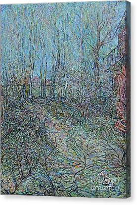 Spring Again Canvas Print