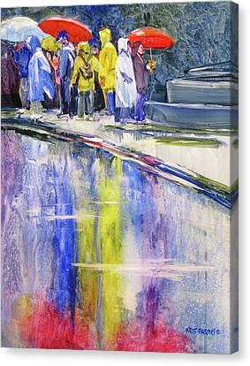 Spring Break  Canvas Print by Kris Parins
