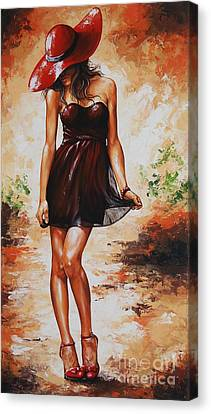 Spring Breeze 04 Canvas Print by Emerico Imre Toth