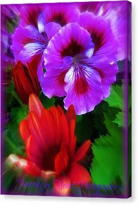Spring Canvas Print by Deahn      Benware