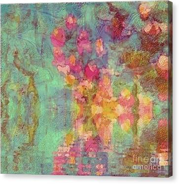 Spring Dream Canvas Print by Holly Martinson