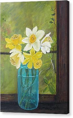 Spring Fever Canvas Print