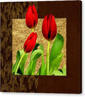 Spring Hues Canvas Print