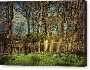 Spring In Holland Canvas Print