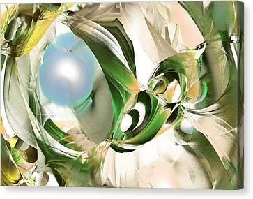 Spring Is Coming Canvas Print by Anastasiya Malakhova