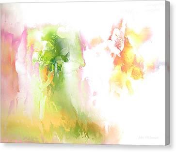 Spring Iv Canvas Print