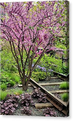 Spring On The High Line Canvas Print