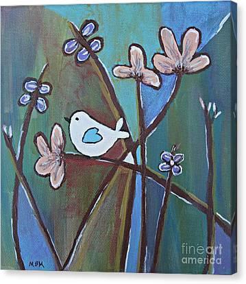 Spring Promise Canvas Print