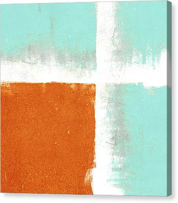 Spring Rains Companion Canvas Print by Carol Leigh