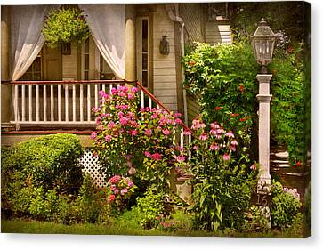 Spring - Summer's Transition Canvas Print by Mike Savad