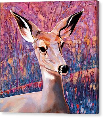 Springtime Colors Canvas Print by Bob Coonts