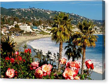 Springtime In Laguna Canvas Print