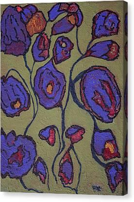 Still Life Canvas Print - Springtime  by Oscar Penalber