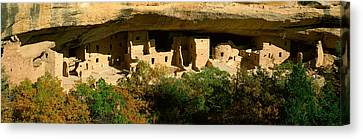 Spruce Tree House, Mesa Verde National Canvas Print by Panoramic Images