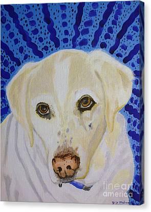 Spunky Canvas Print by Vicki Maheu