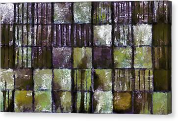 Squared Up 2 Canvas Print
