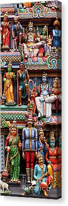 Sri Mariamman Temple 03 Canvas Print