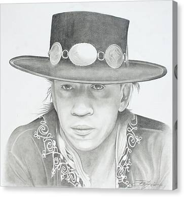 Canvas Print - SRV by Don Medina