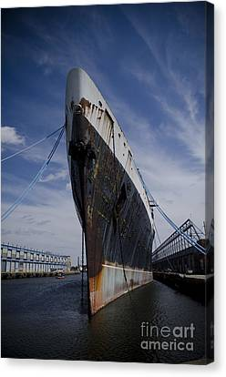 Ss United States By Jessica Berlin Canvas Print by Jessica Berlin
