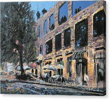 St. Anthony Main Canvas Print