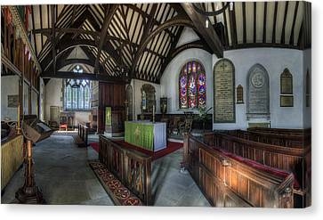 St Digain's Canvas Print by Ian Mitchell