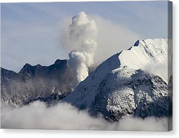 St Helens Rumble Canvas Print
