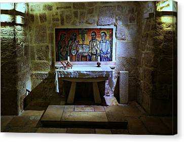 St. Jerome Chapel Canvas Print by Stephen Stookey