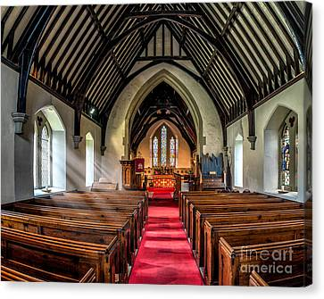 St Johns Church Canvas Print by Adrian Evans