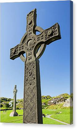 St John's Cross Canvas Print