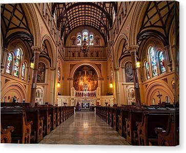 St. Joseph Church - New Orleans Canvas Print