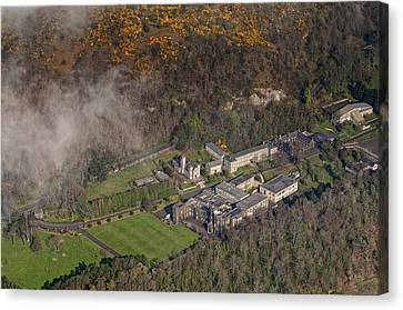 St Killians College, Ballymena Canvas Print by Colin Bailie
