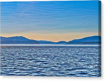 St. Lawrence Seaway Canvas Print