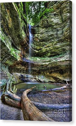 St Louis Canyon Canvas Print