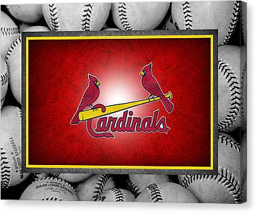 St Louis Cardinals Canvas Print