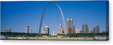 St Louis, Missouri, Usa Canvas Print by Panoramic Images