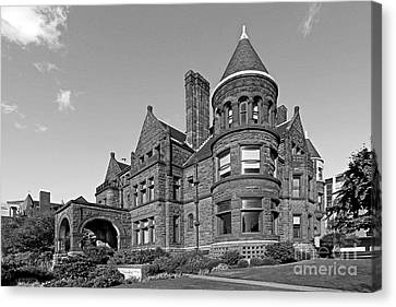 St. Louis University Samuel Cupples House Canvas Print
