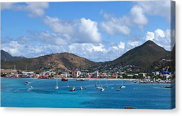 St. Maarten Canvas Print by Lois Lepisto