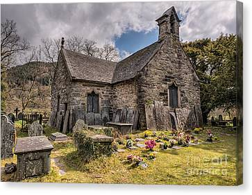St Michaels Church Canvas Print by Adrian Evans