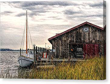 St. Michaels Canvas Print