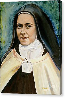 St. Therese Canvas Print
