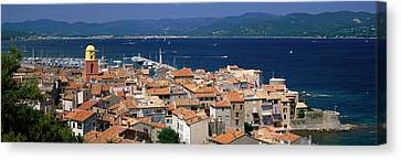 St Tropez, France Canvas Print by Panoramic Images
